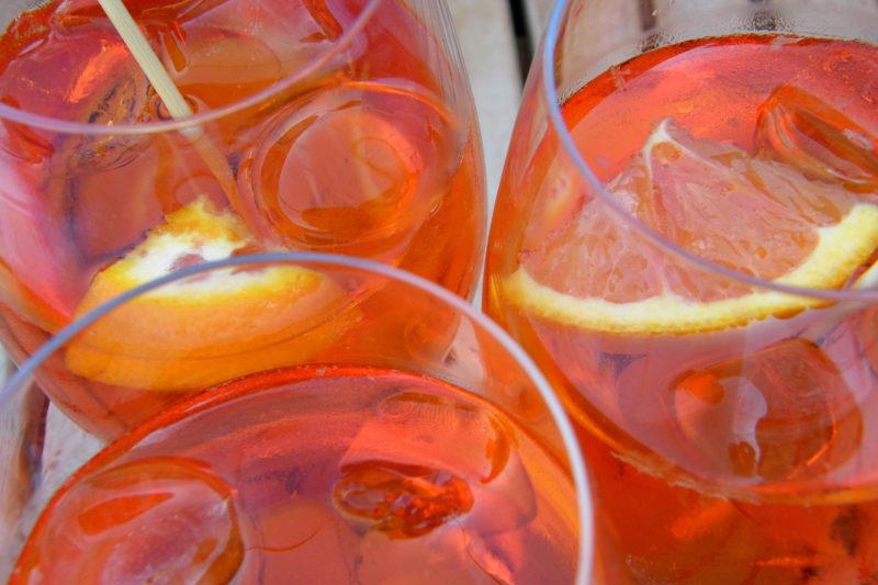 MonsieurMadame cocktail Spritz