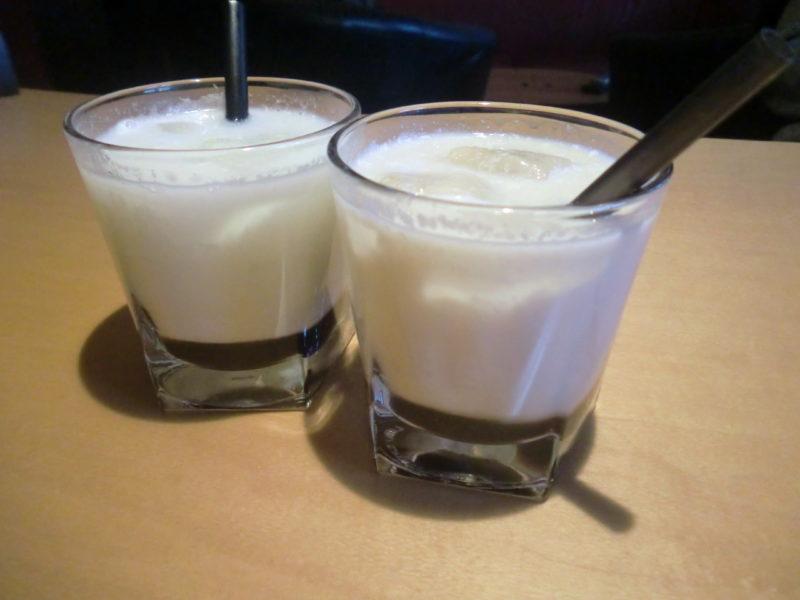 MonsieurMadame cocktail White Russian