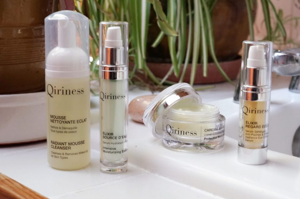 Vos nouveaux gestes beauté et soins quotidiens avec Qiriness