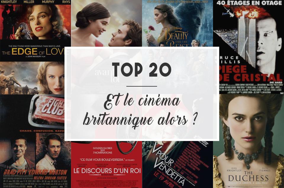 TOP 20 : Et le cinéma britannique alors ?