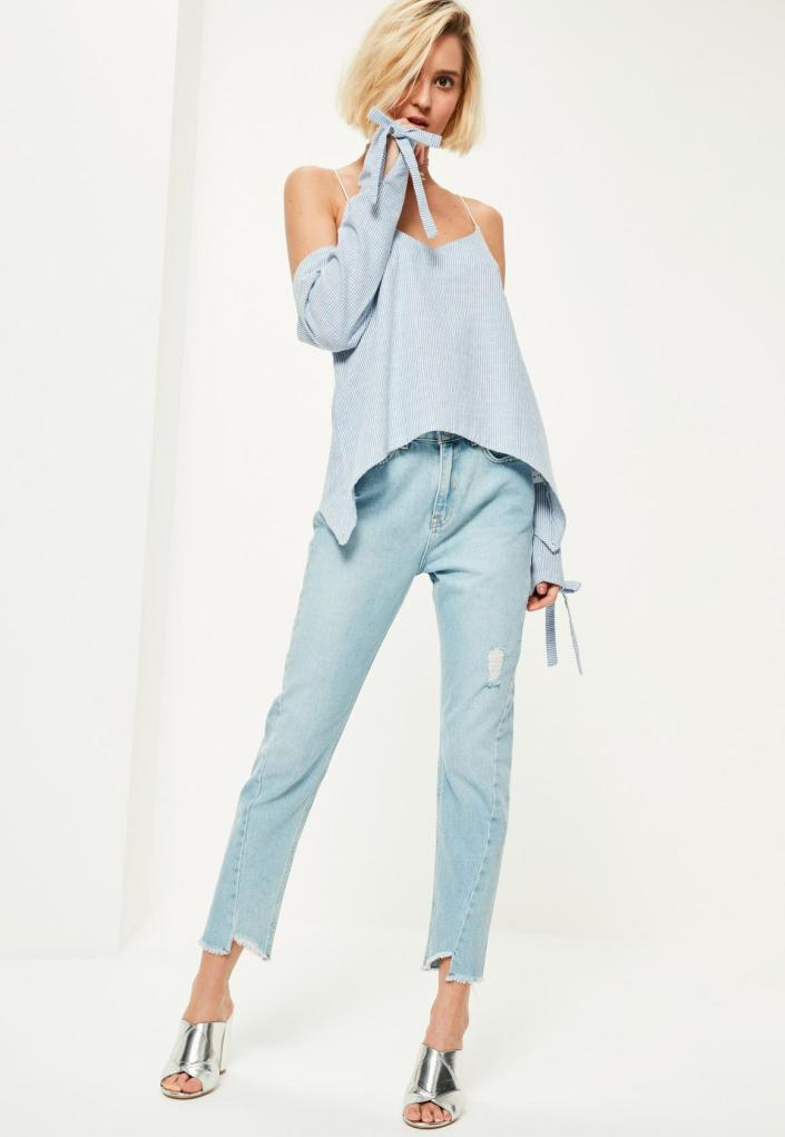 Top col bateau MissGuided