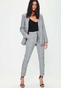 pantalon-gris-skinny-vintage--carreaux