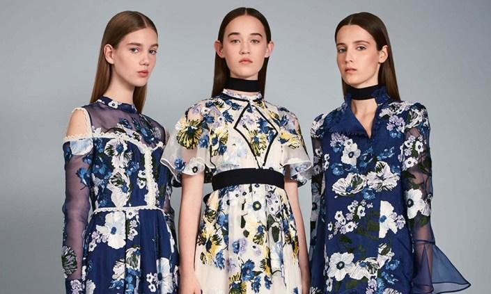 La ballade british de Erdem pour H&M