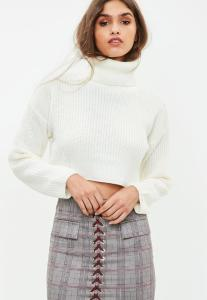 petit-pull-court-blanc-col-roul-promotions-missguided-sélection-monsieurmada.me-magazine-tendance-lestendancesdelilou
