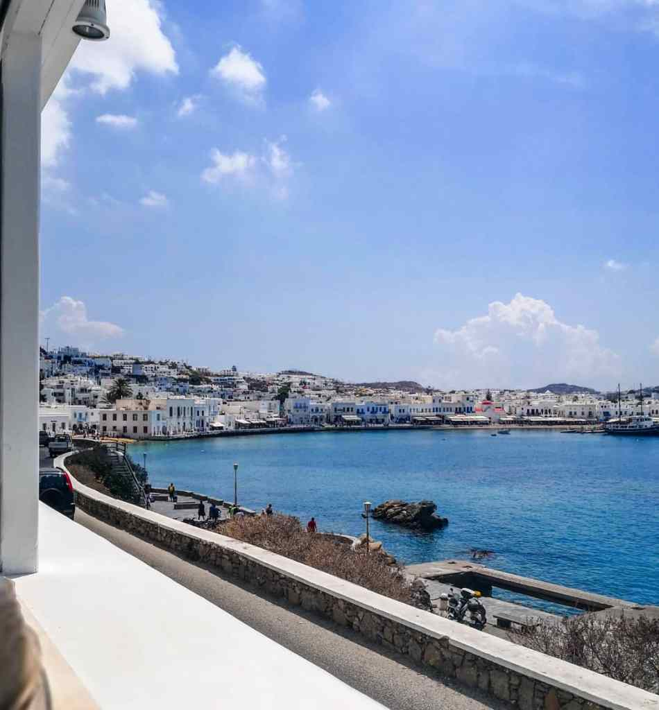 blublu, mykonos, restaurant, cyclades, vacances, île