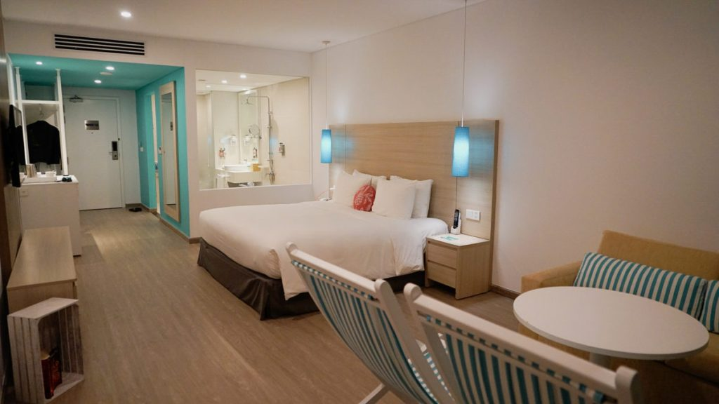 chambre, hotel, Sol Beach House, Big Beach House, Phu Quoc, ile, vietnam, séjour, vacances