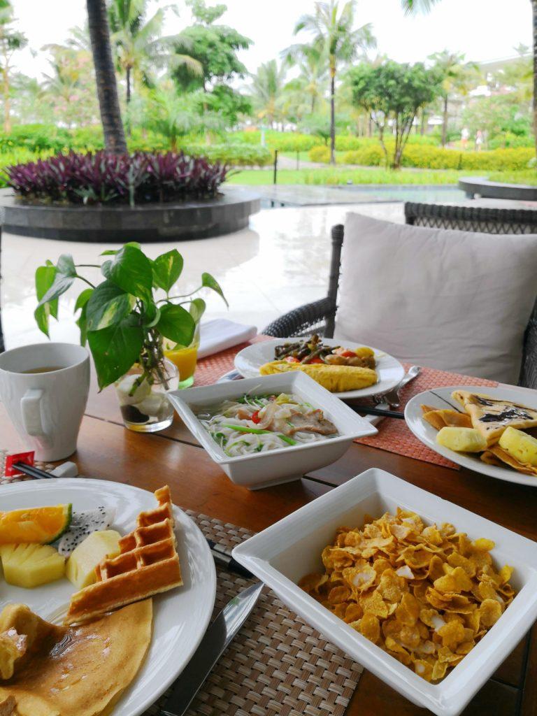 Phu Quoc, ile, séjour, vietnam, petit déjeuner, sol beach house
