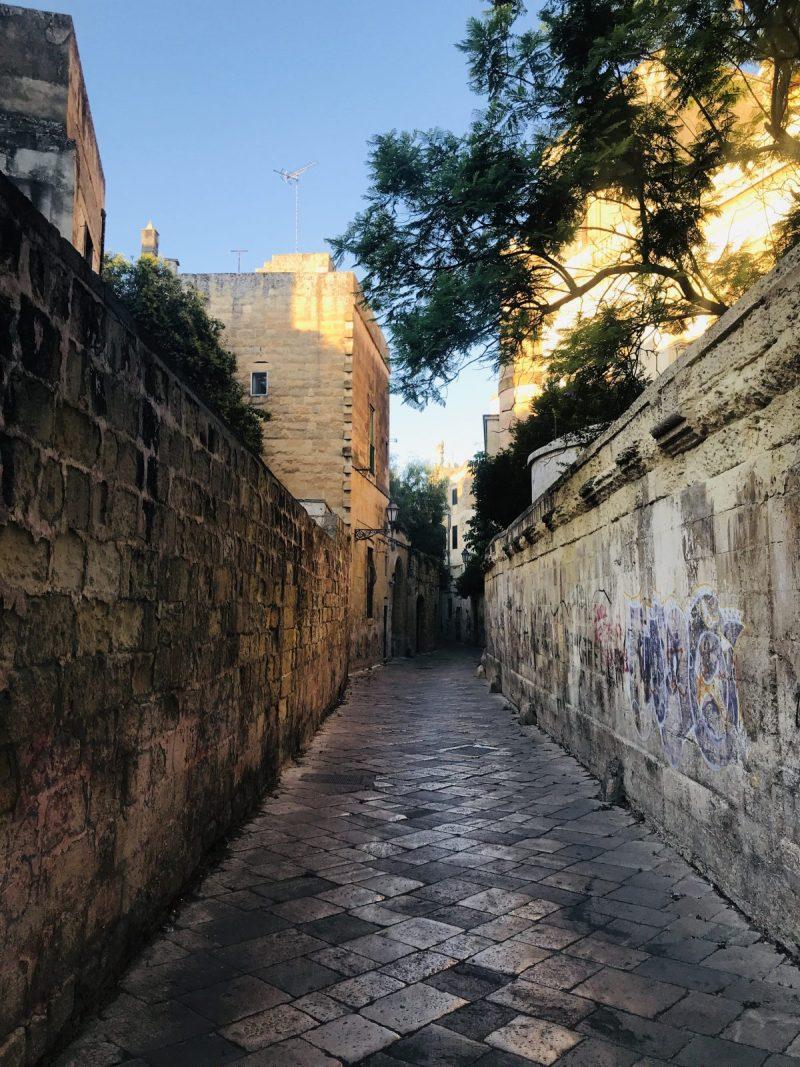 Lecce - les Pouilles - italie