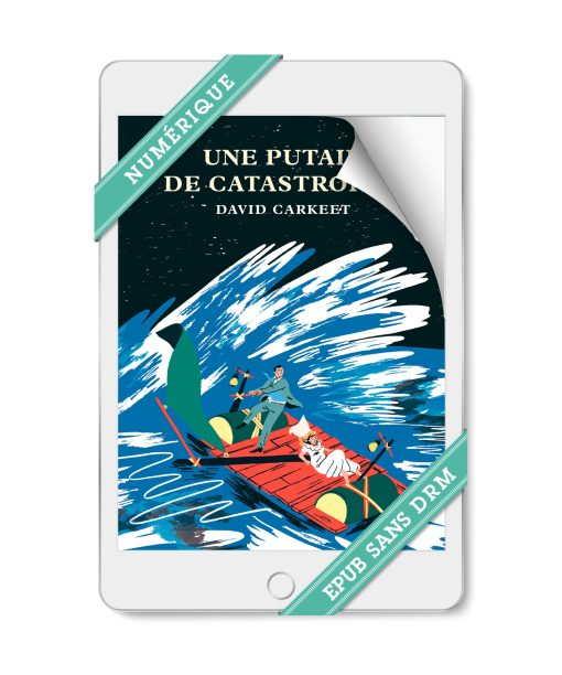 Une putain de catastrophe epub David Carkeet Monsieur Toussaint Louverture