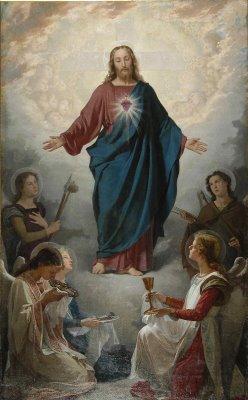 Devoción al Sagrado Corazón de Jesús