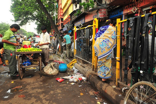 Calcutta: Street Life, Mother Teresa, Bridges, & Thunderstorms