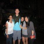 Avanti & Shivani…for never failing to take care of me whenever I'm in Mumbai. 07/16/11.