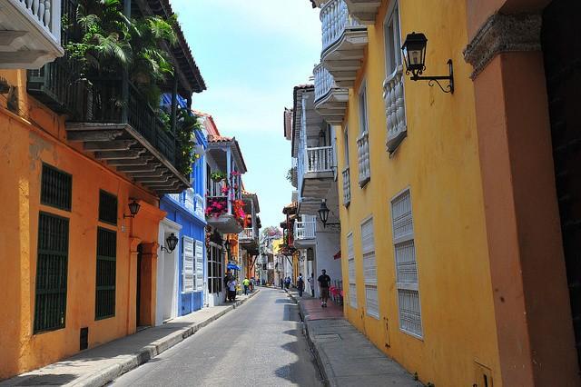 Charming Cartagena