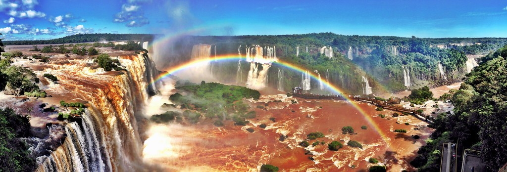 Iguazu Falls And 3 Countries In 1 Day