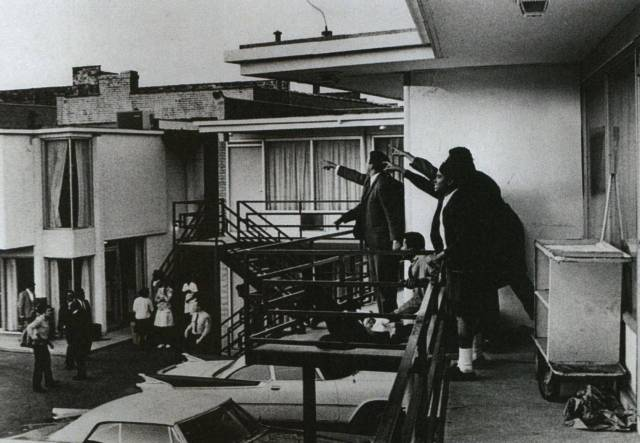 Martin-Luther-King-Assassination