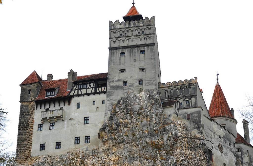 An Early Halloween At Dracula's Castle