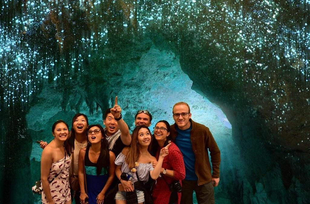 No Wait To Waitomoto Gloworm Caves