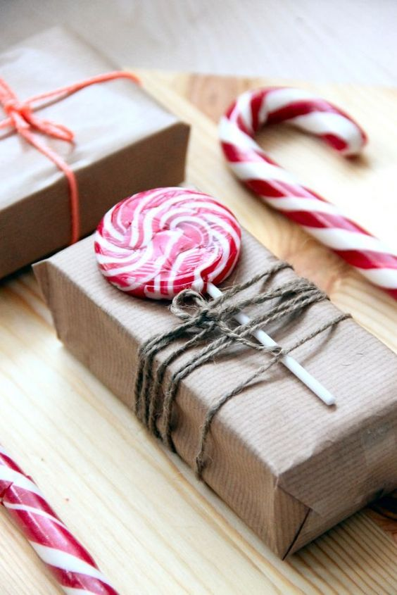 christmas gift wrapping ideas para envolver regalos de navidad 6