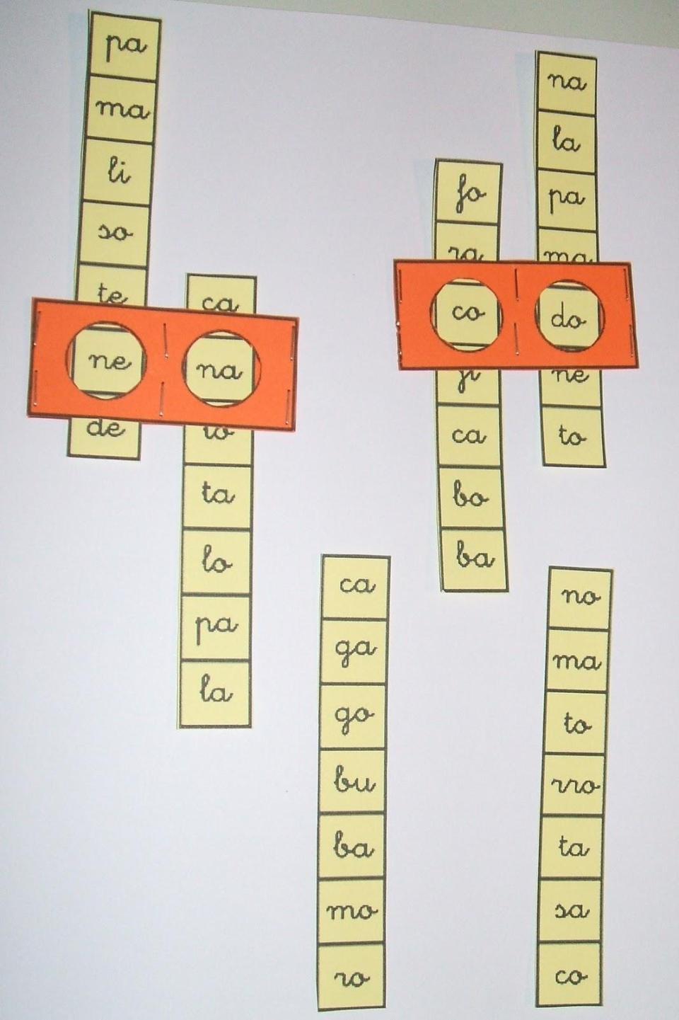 maquina fabricar palabras - lectoescritura