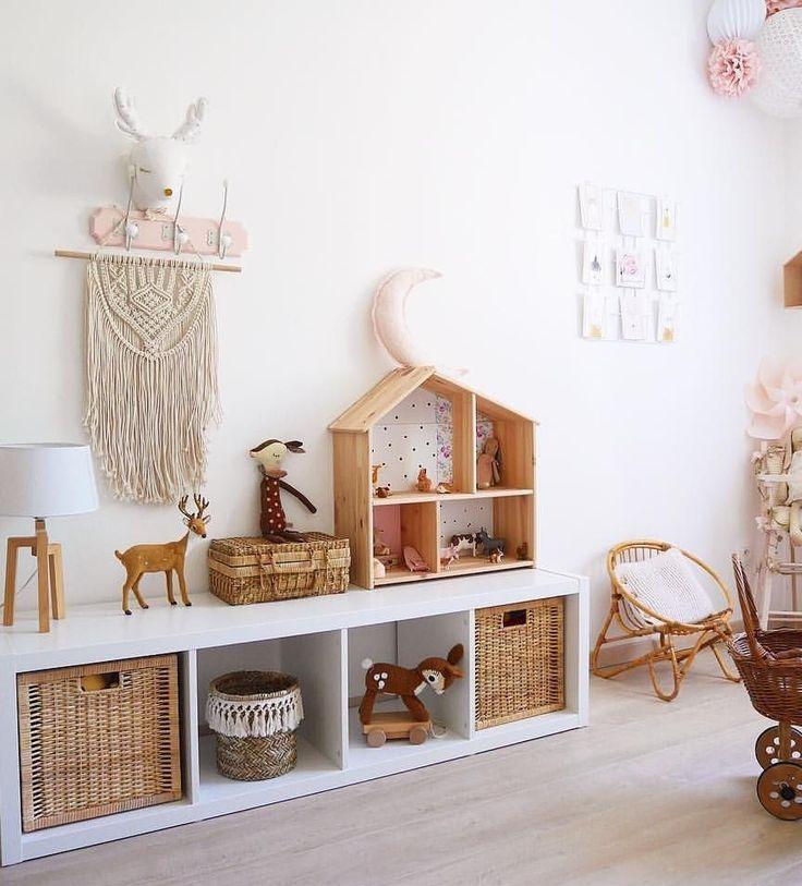 montessori bedroom - habitacion infantil - dormitorio montessori - orden 2