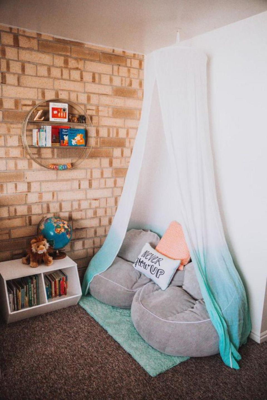 Ideas para crear un rincon de lectura Montessori infantil 9