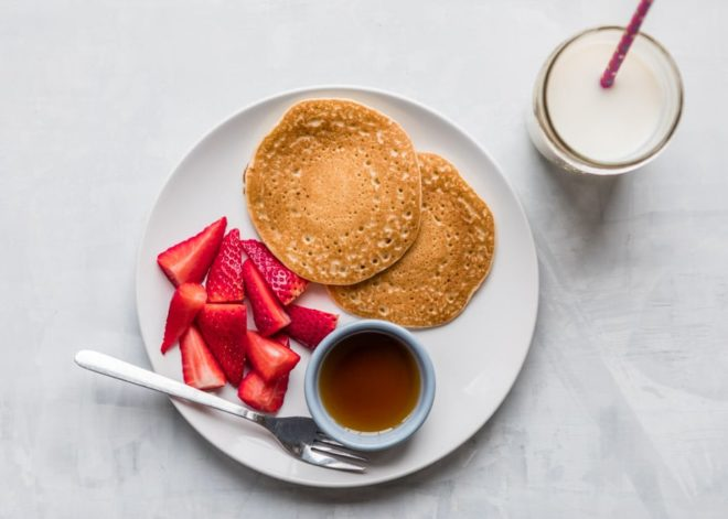 ideas de desayuno saludable para niños