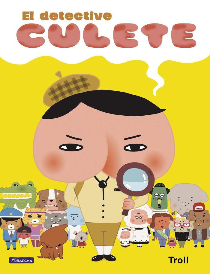 Recomendaciones cuentos infantiles Sant Jordi - Troll - El detective Culete