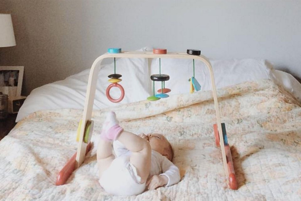 montessori nursery room - habitacion bebe montessori 21