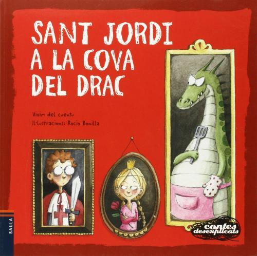 Cuentos alternativos a la leyenda de Sant Jordi