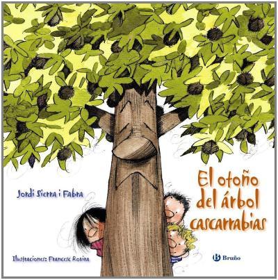 el otoño del arbol cascarrabias - libros de otoño para niños - autumn children books - contes de tardor