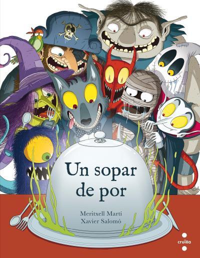 un sopar de por - libros de otoño para niños - autumn children books - contes de tardor