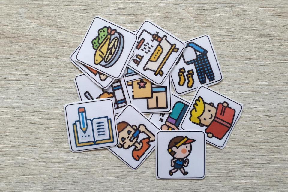 Plantillas de rutinas para niños para descargar e imprimir gratis 5