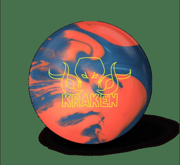 Kraken Monster Bowling Ball