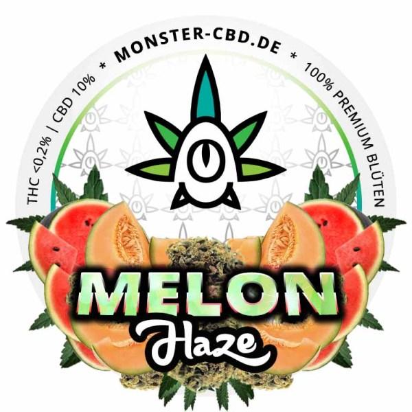Melon Haze Label