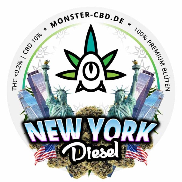 New York Diesel Logo