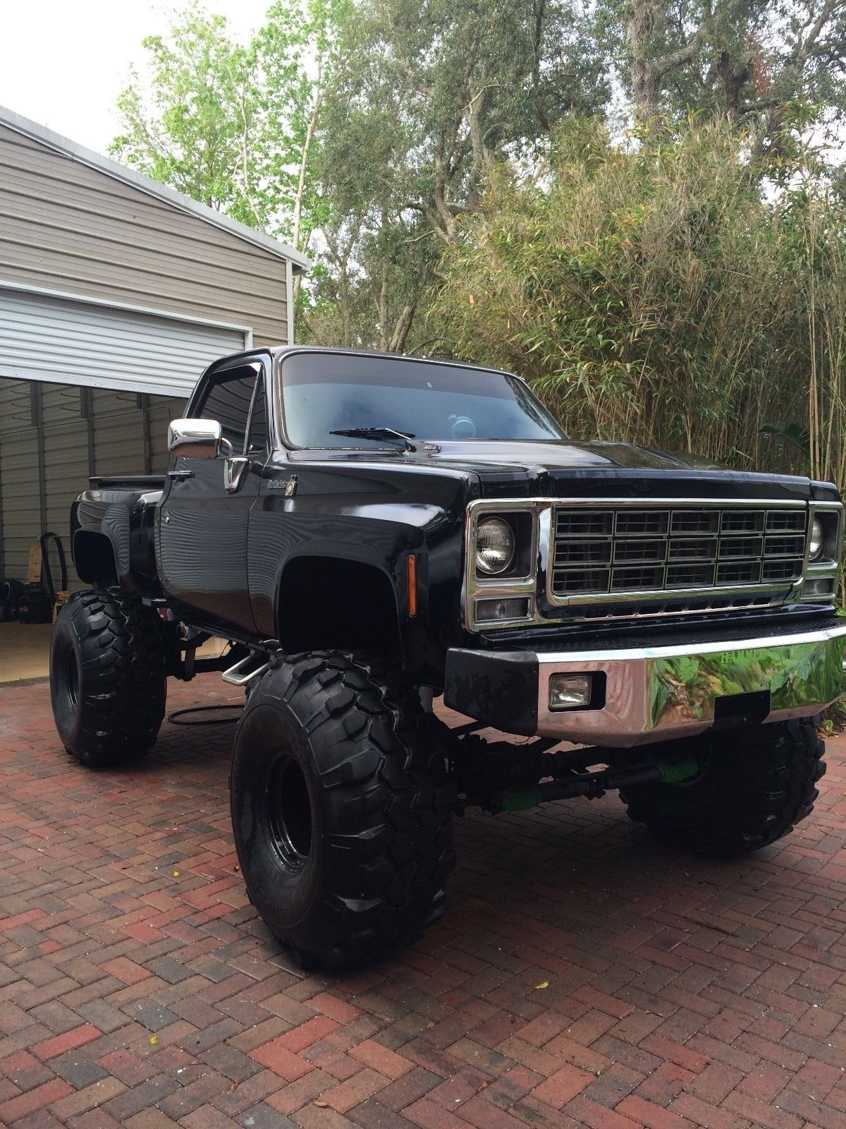 hight resolution of 1979 chevy scottsdale k10 stepside 454 motor automatic a c truck