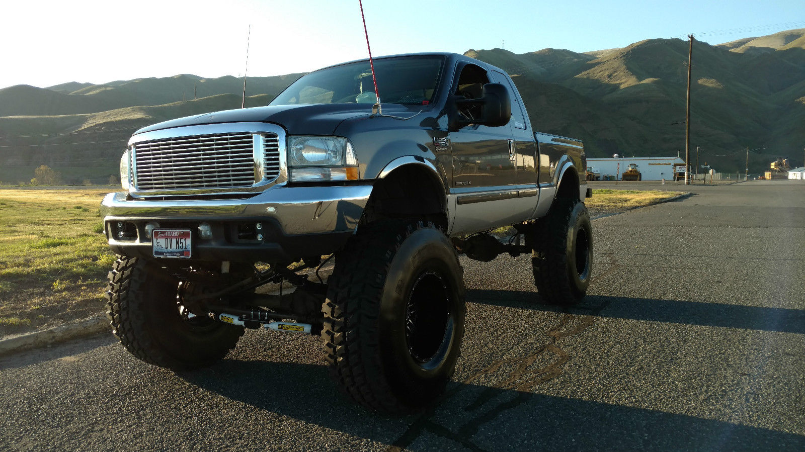 hight resolution of 2002 f250 truck