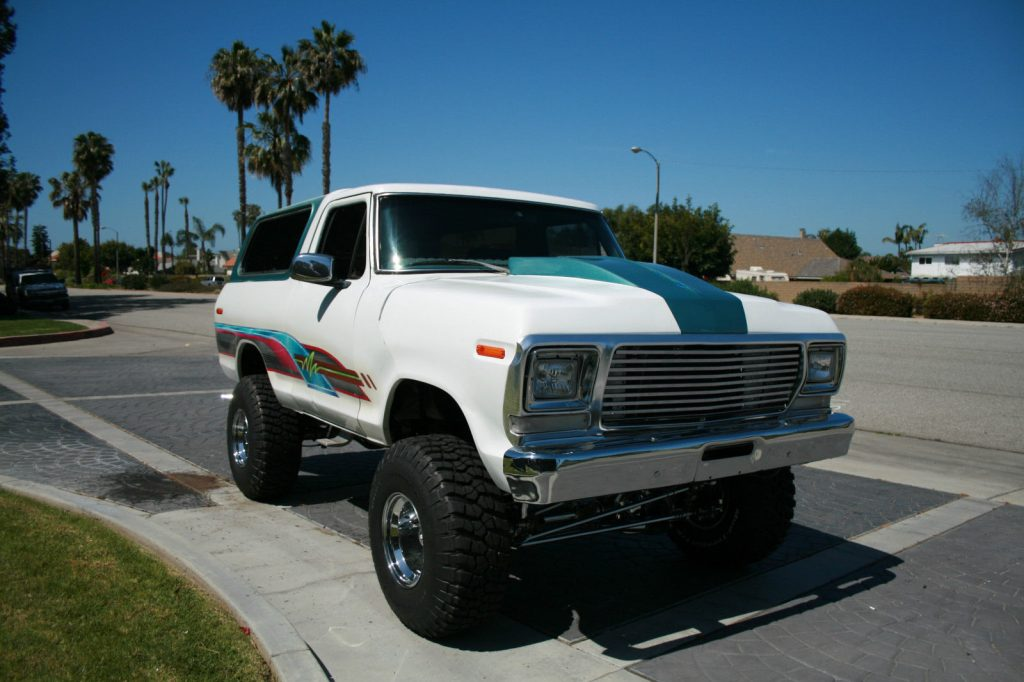 1979 Ford Bronco Wiring Diagram Ford Truck Wiring Diagrams Ford 7 3