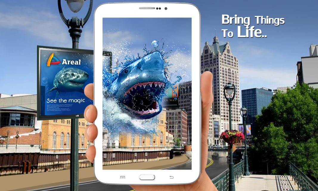 augmented reality advertising