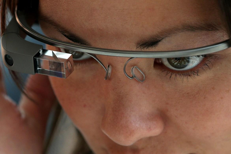 kacamata google nypd