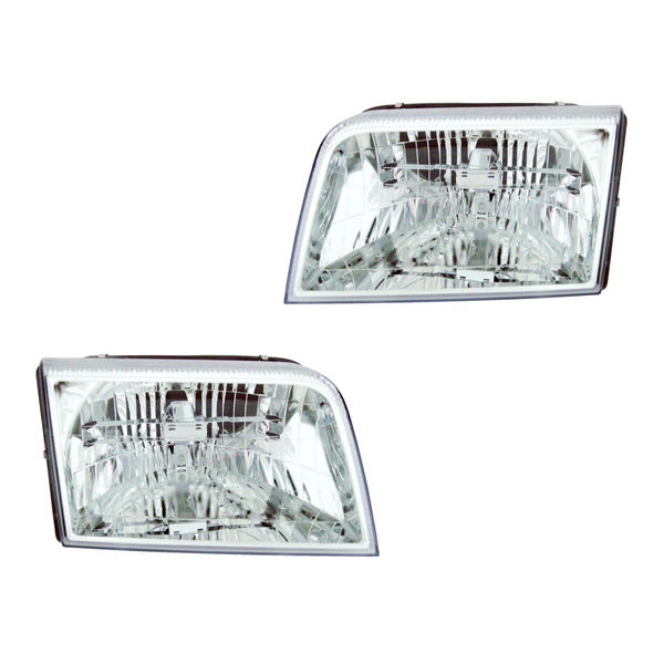 Grand Marquis Replacement Headlights At Monster Auto Parts