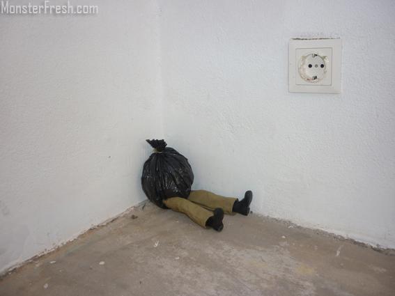 mini trasher