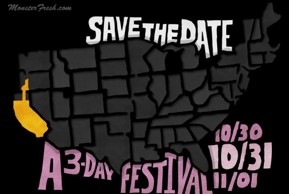 Save the Date Indio