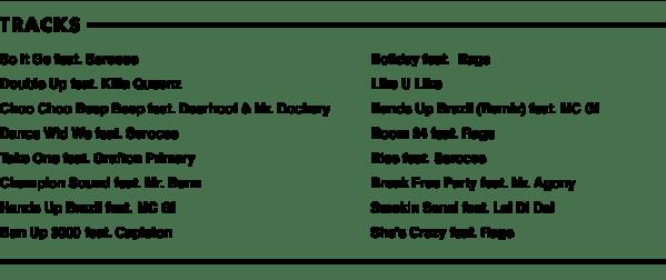 MAD DECENT Stimulus Package : Free SOUTH RAKKUS CREW album Download