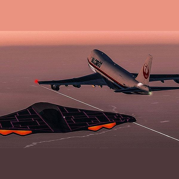 Japan Airlines Flight 1628