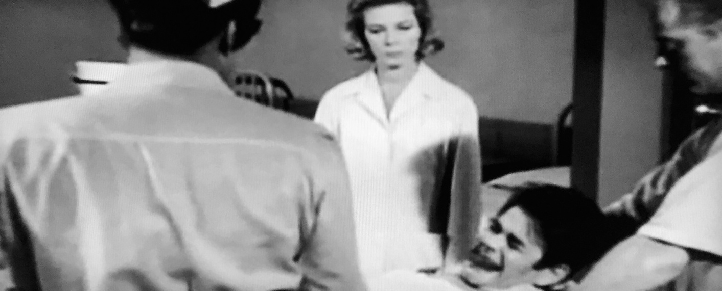 Lauren Bacall Shock Treatment 1964 Dr Edwina Beighley the female Caligari or its just like