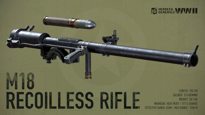 M18 Recoilless Rifle 1080p