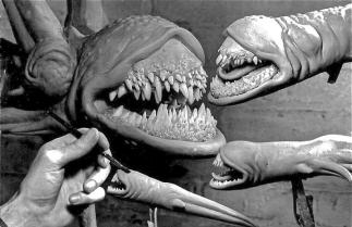 Sculpting the young Spawns.