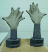 Shecreaturehandsculpts