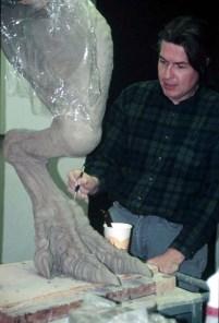 Shriekerhlegsculpting